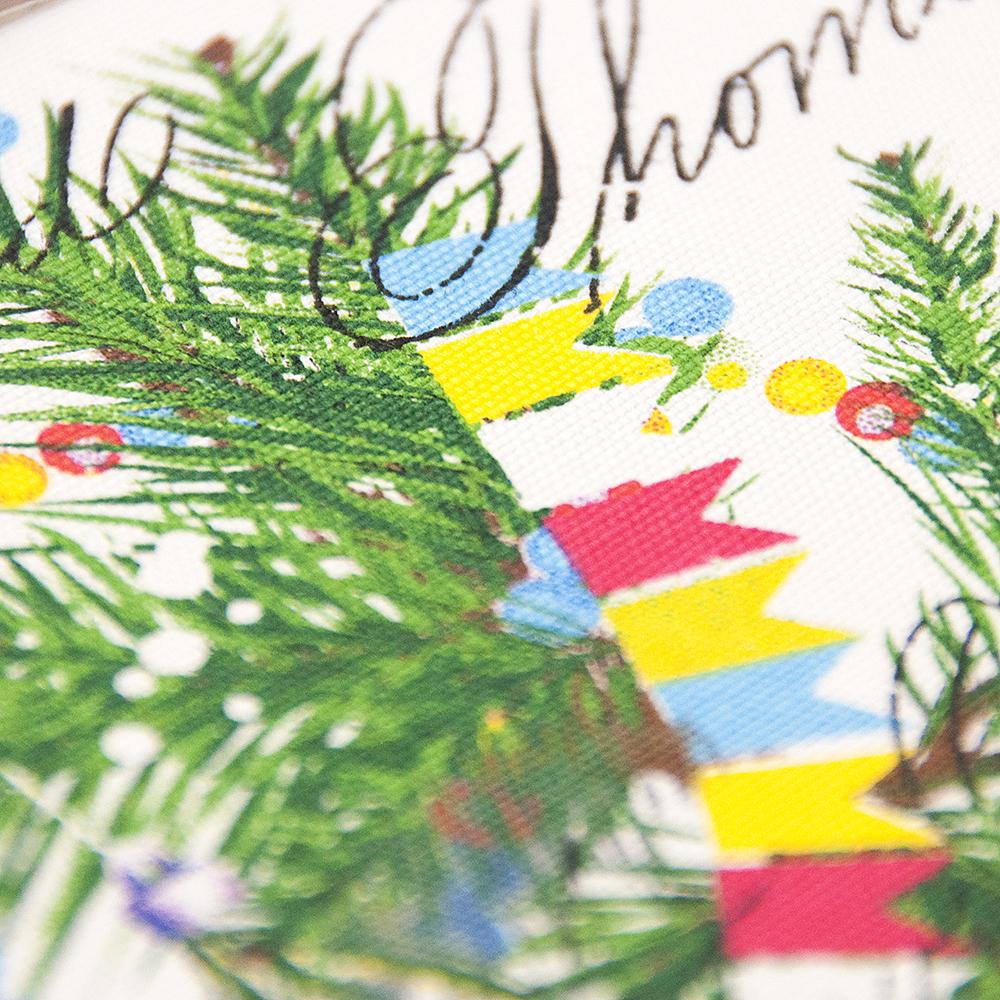 Michel Design Works WHITE CHRISTMAS Charming Kitchen Tea Towel - Michel design works kitchen towel