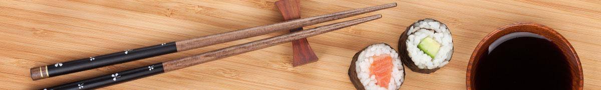 Header Banner for Japanese chopsticks Hashi page