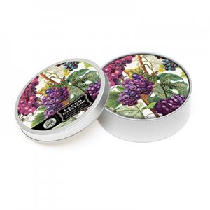 Michel Design Works Vineyard Paper Coasters - Open Lid