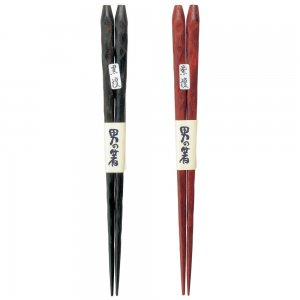 014500-014517 Natural Japanese Wood, SHAVED CHOPSTICKS group