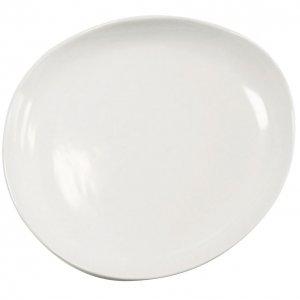 CSA16 Santo Alessi White Risotto Plate