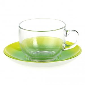Luminarc MINT FIZZ, Cup & Saucer, 220ml