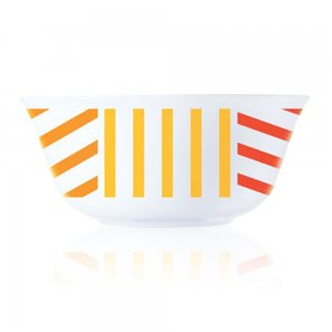Luminarc BALNEA SUN, Salad Bowl - side view
