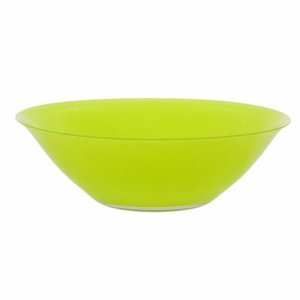 Luminarc MINT FIZZ, Salad Bowl - side view