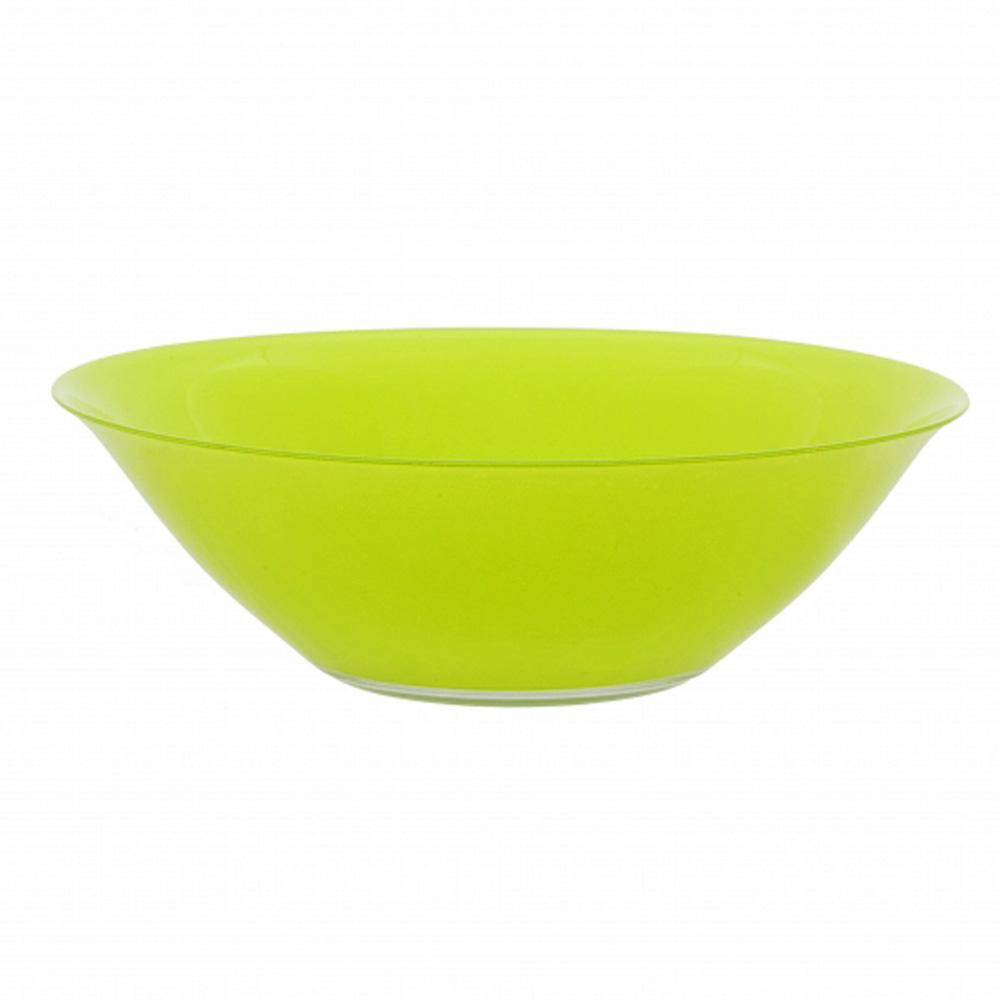 Luminarc MINT FIZZ, Salad Bowl - side view