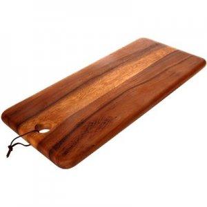 ZU1004 Zuhause Orsen Premium Acacia Wood Rectangular SERVING CHOPPING BOARD