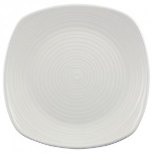 CDU86 Dudson Evolution Pearl Square Chefs Plate