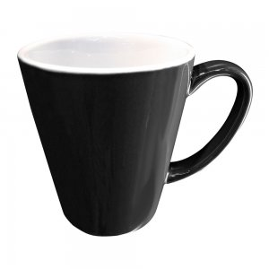 CR38 Roma Black 290ml Mug