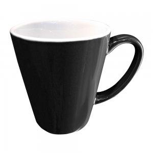 CR38 Roma Black 290ml Mug