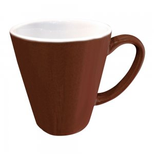Roma, 290ml MUGS, Brown (Set of 6)