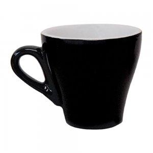 CR43 Roma Tulip Black 140ml Cup