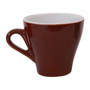 CR45 Roma Tulip Brown 140ml Cup