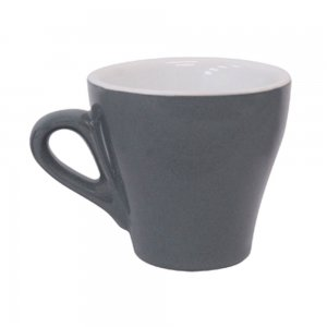 CR47 Roma Tulip Grey 140ml Cup
