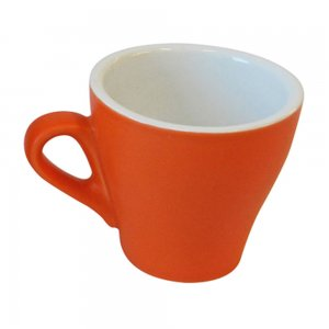 CR63 Roma Tulip Matte Orange 140ml Cup