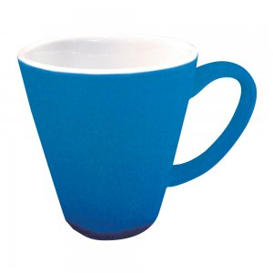 CR83 Roma Matte Blue 290ml Mug