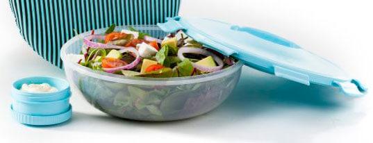 Prêt à Paquet Salad Kit