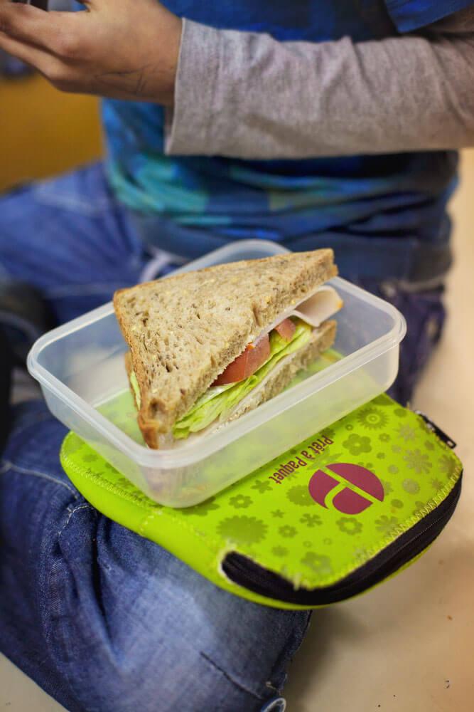 Prêt à Paquet Sandwich Kit