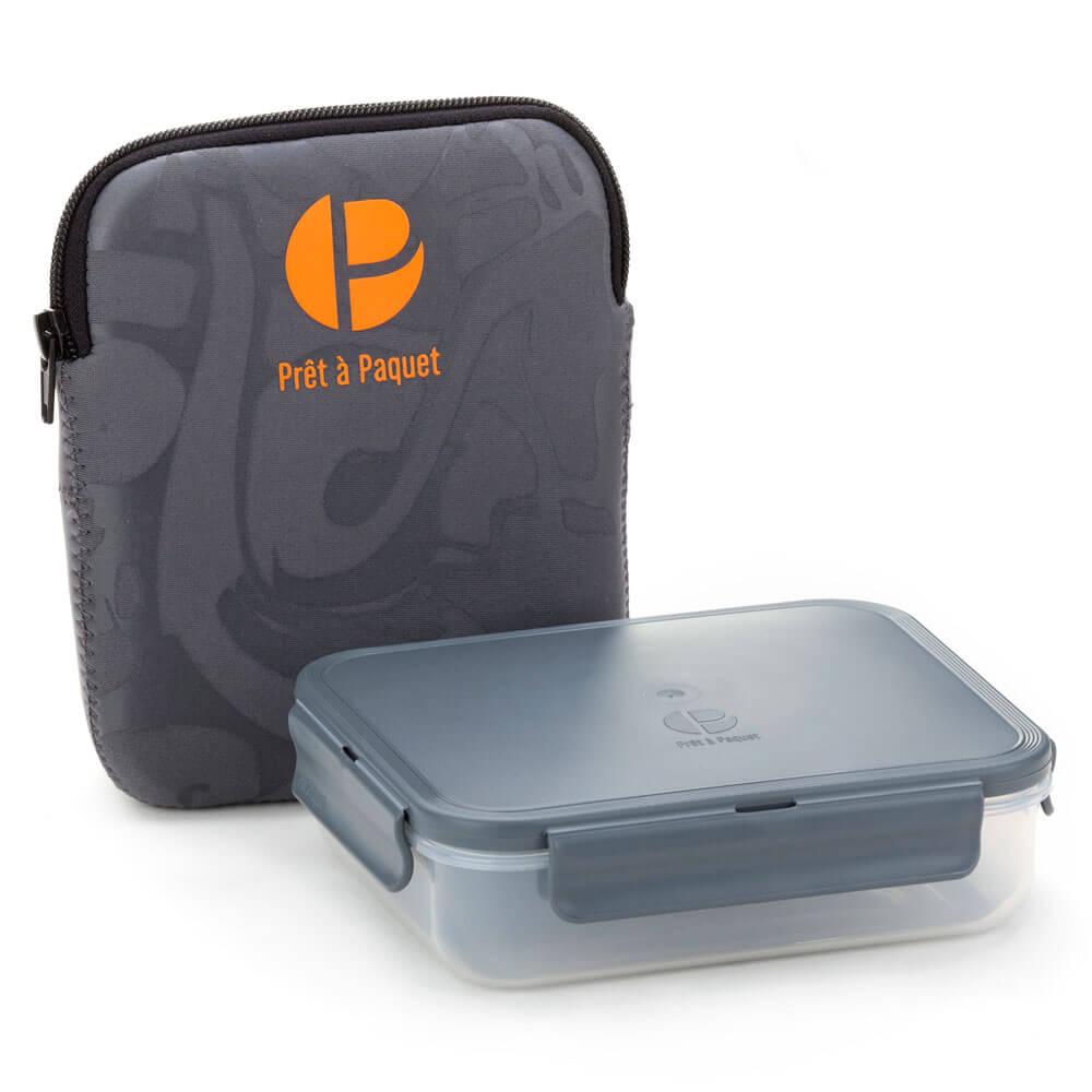 Prêt à Paquet Sandwich Kit Grey Splash W3002