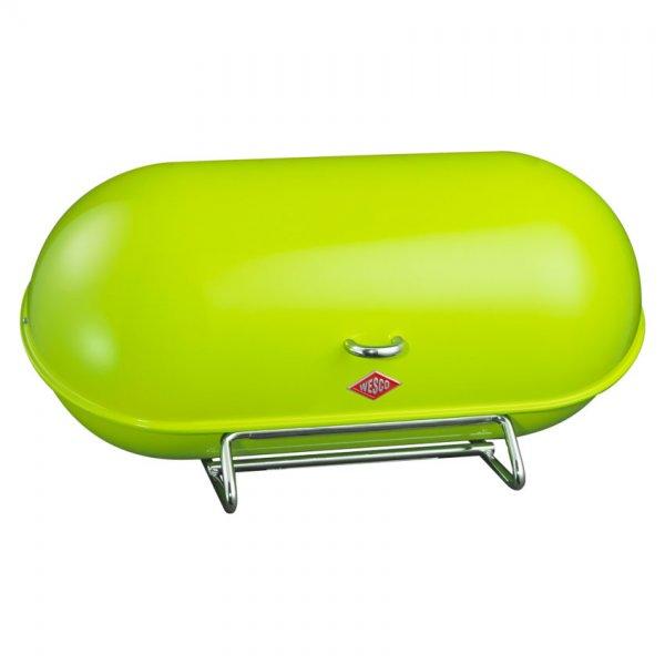 Lime Green Kitchen Roll Holder: Wesco Breadboy BREAD BIN, Lime Green • Homeware Secrets