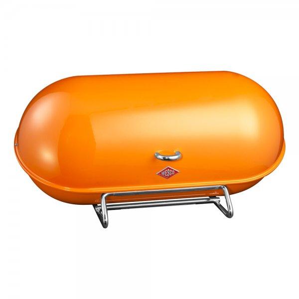 Wesco Breadboy Bread Bin Orange Homeware Secrets