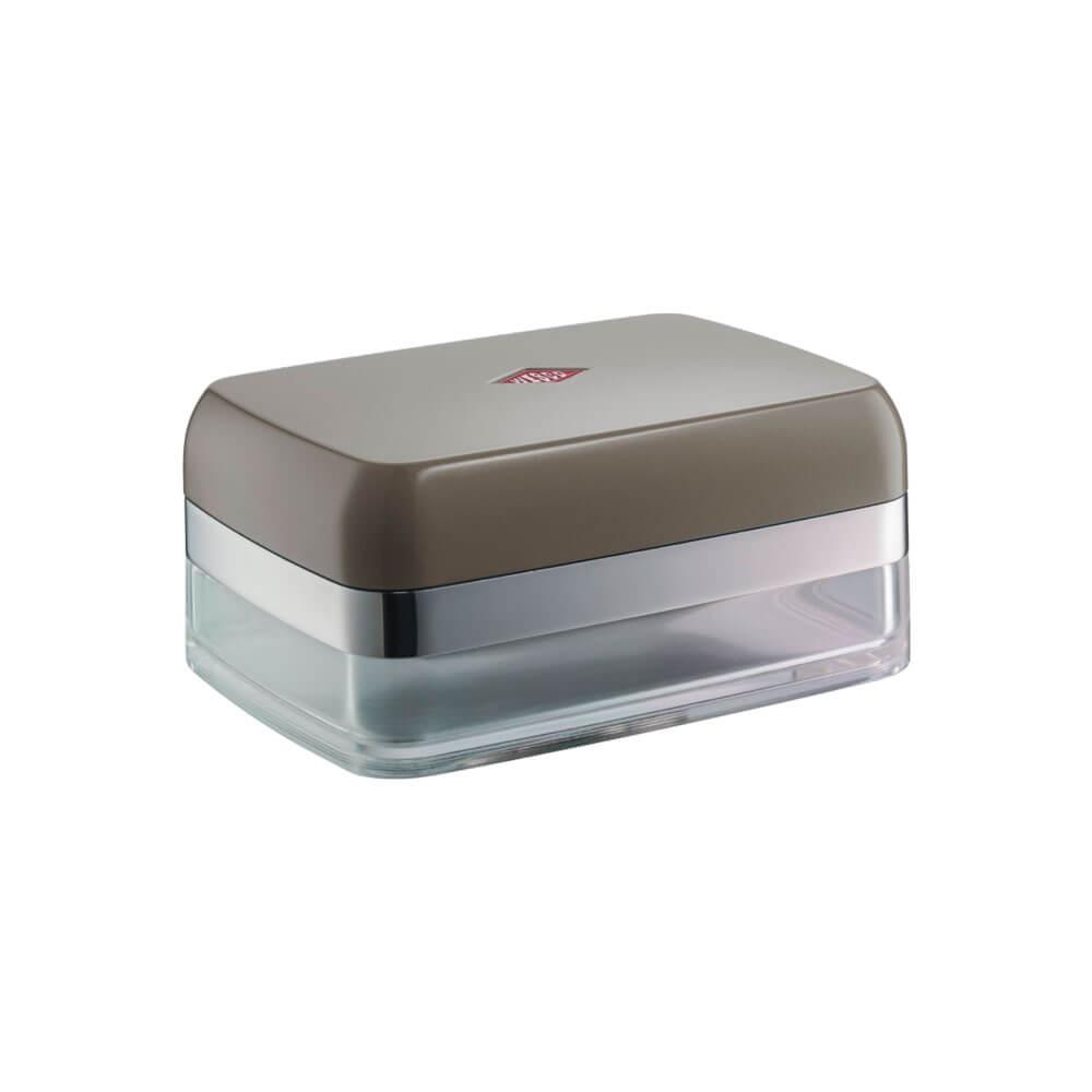 Wesco Butter Dish Warm Grey 322844-57