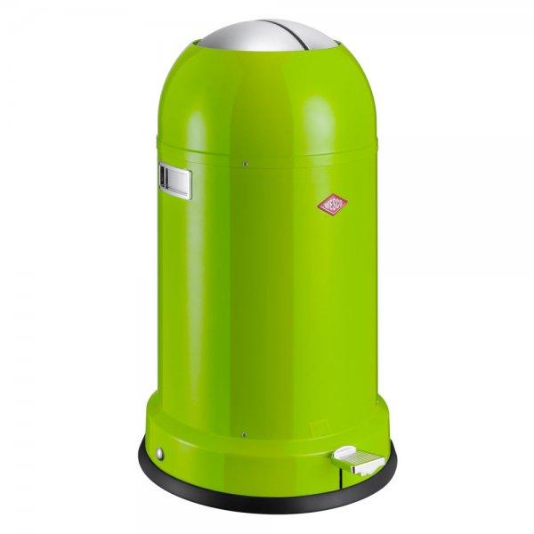 wesco kickmaster classic line soft 33l waste bin lime green homeware secrets. Black Bedroom Furniture Sets. Home Design Ideas