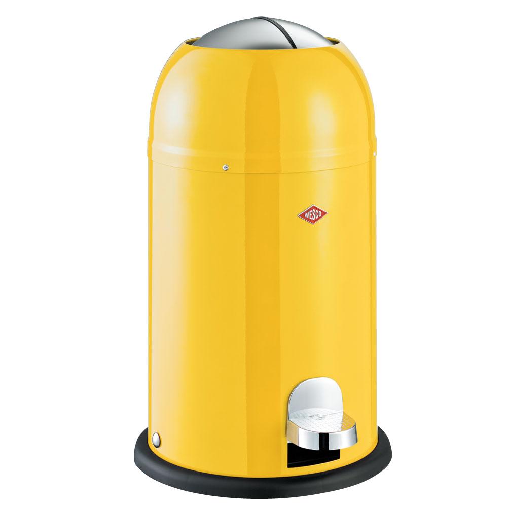 Wesco Kickmaster Junior 12L Damper Version Lemon Yellow 180312-19