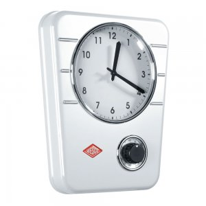 Wesco Kitchen Clock White 322401-01