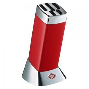Wesco Knife Block Classic Line Red 322701-02