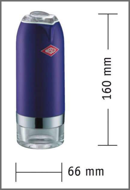 Wesco Oil Vinegar Dispenser Dimensions