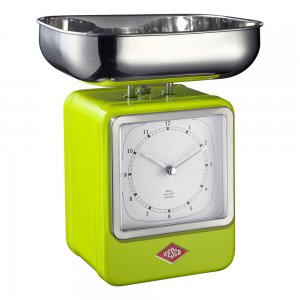 Wesco Retro Scale Lime Green 322204-20