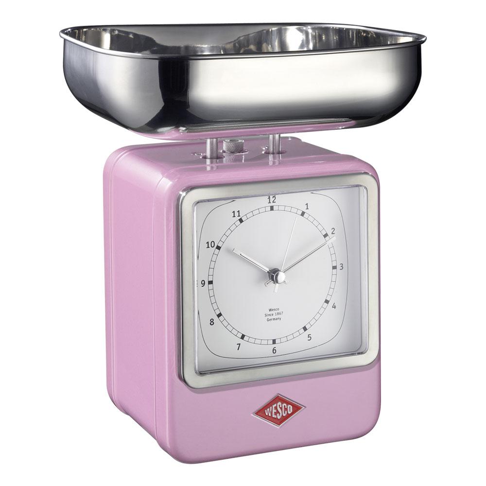 Wesco Retro Scale Pink 322204-26