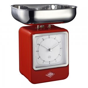 Wesco Retro Scale Red 322204-02