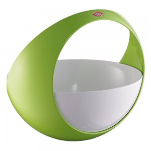 Wesco Spacy Basket Lime Green 223301-20
