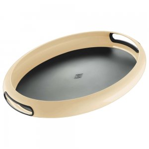 Wesco Spacy Tray Oval Almond 322102-23