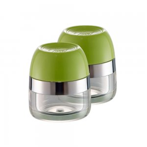 Wesco Spice Canister Set Lime Green 322776-20