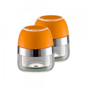 Wesco Spice Canister Set Orange 322776-25