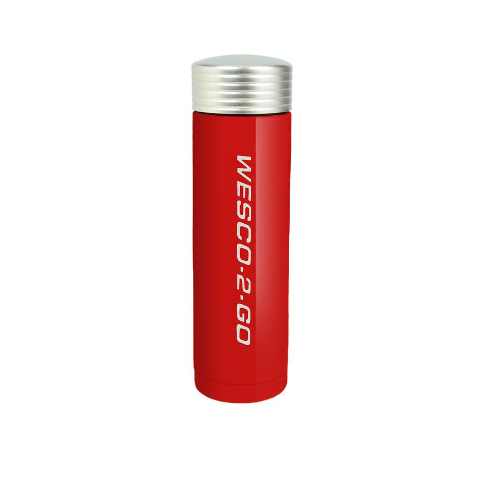 Wesco Vacuum Flask 350ml Red 320135-02